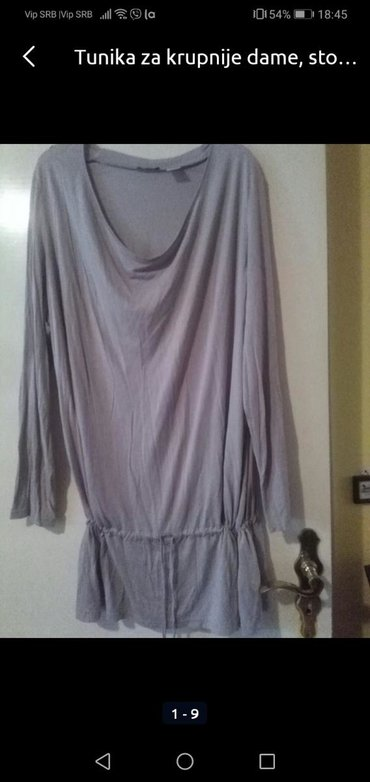 Ženska odeća   Sombor: Tunika za krupnije