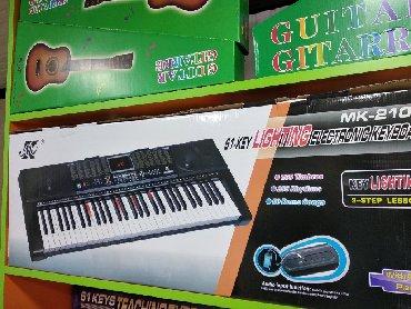 Elektron pianino - Azərbaycan: Sintezator Pianino elektron 61 klavis
