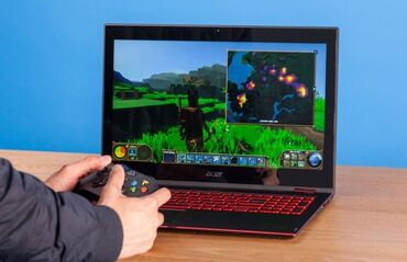 компьютер в Кыргызстан: Продаю игровой ультрабук трансформер Acer Nitro 5 Spin из США Ноутбук