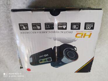 Видеокамера - Кыргызстан: Видеокамера новый флеш-карта   хароши низкий цена