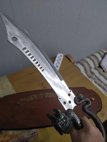 Коллекционные ножи в Кыргызстан: Продаю сувенирный металлический меч