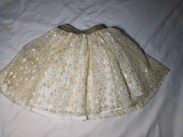 Pantalone zlatne - Srbija: Юбка для девочки на 2 годика 150 сом