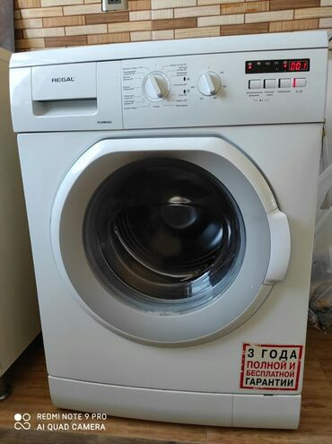 buick regal 31 at - Azərbaycan: Washing Machine Regal 6 kq