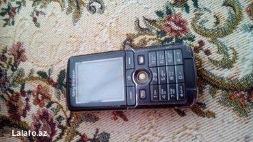 Sony Ericsson Azərbaycanda: Sekildeki sony ericsson, islemir
