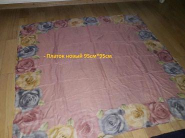 - Платок новый 95см*95см - 400с. в Бишкек