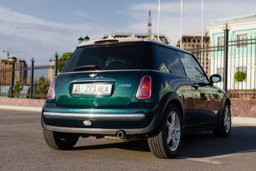 mini cooper clubman в Кыргызстан: Mini Cooper 1.6 л. 2002 | 151000 км