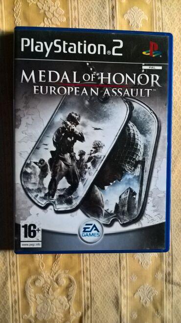 PS2 & PS1 (Sony PlayStation 2 & 1) | Srbija: MEDAL OF HONOR=ispravne su testirane juce stigle iz beca =neke imaju