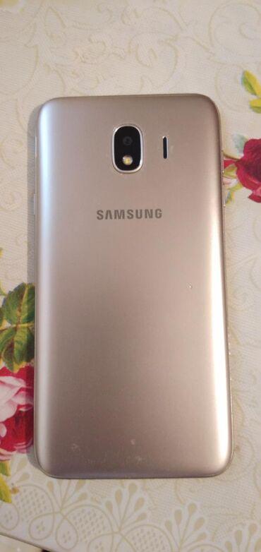 Yeni Samsung Galaxy J4 2018 qızılı