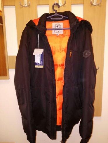 Noca Chapmion muska jakna za zimu. Xl velicina. placena 12000 din. - Krusevac