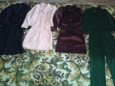 Продаю костюмы-двойки женские на в Бишкек