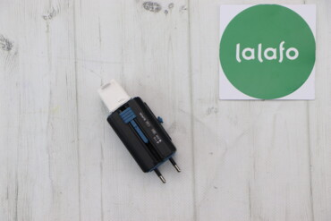 Электроника - Украина: Універсальний адаптер Delsey     Країна виробник: Франція Колір: чорни