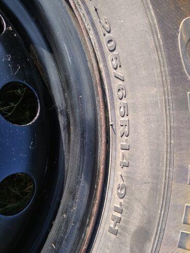 диски на камри 55 в Кыргызстан: Колесо на 14, 1 шт, штамповка 5 дырочный в хор состоянии от Тойота