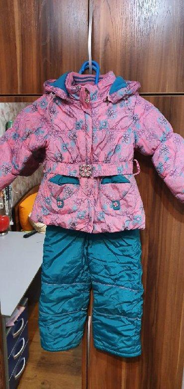 детский костюм для мальчика в Кыргызстан: Детский зимний костюм