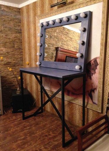 Столы для визажистов  На Заказ Мы находимся по Адресу Кулатова 3а ☎️☎️ в Бишкек
