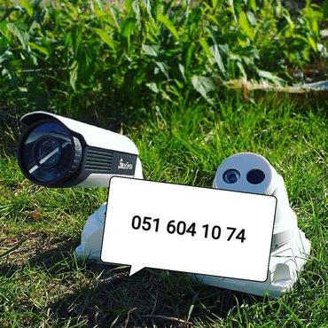 видеонаблюдение камера в Азербайджан: Системы безопасности | Камеры видеонаблюдения | Установка