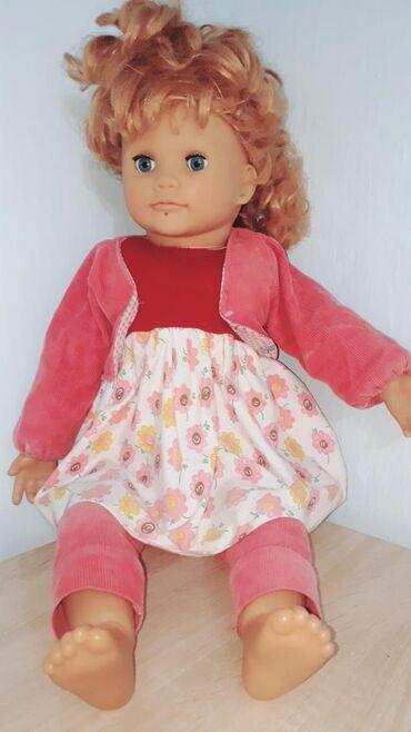 Игрушки в Кызыл-Кия: Кызыл кия кукла поет стихи расказывает вопросы задает руками машет