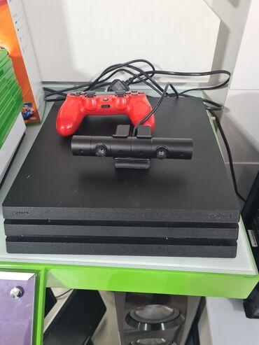джойстики nakon в Кыргызстан: Sony PlayStation 4 pro 1tb сост отличное Комплет 1 джойстик 1шт