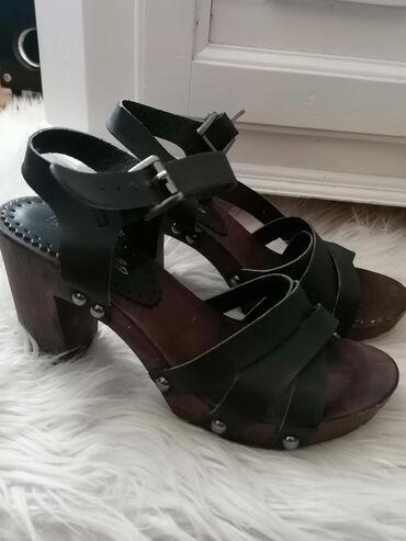 Ženska obuća | Kladovo: Br 37, nosene, ali bez oštećenja