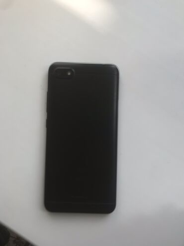 Xiaomi - Кыргызстан: Б/у Xiaomi Redmi 6A 32 ГБ Черный