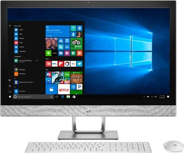 Новый Моноблок HP Pavilion 27-r114 - all-in-one - Core i7 8700T 2.4