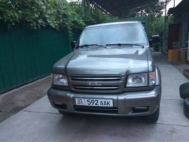 Isuzu - Кыргызстан: Isuzu Trooper 3.5 л. 2001 | 155000 км