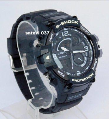 Casio g-shock satovi,svih boja,silikonska narukvica,led - Beograd