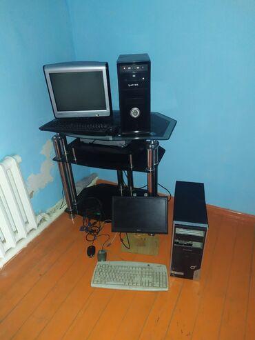 Компьютеры, ноутбуки и планшеты - Беловодское: Продаю два компьютера в хорошем состоянии. Прошу 10 000