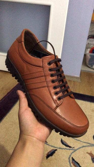 timberland одежда мужская в Кыргызстан: Натуральная кожаная мужская обувь. Остались 40,41,42размер