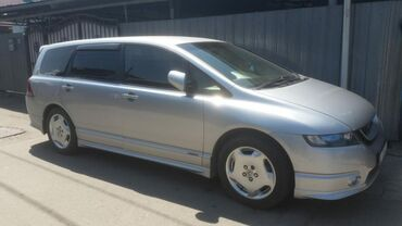 хонда одиссей в Кыргызстан: Honda Odyssey 2004