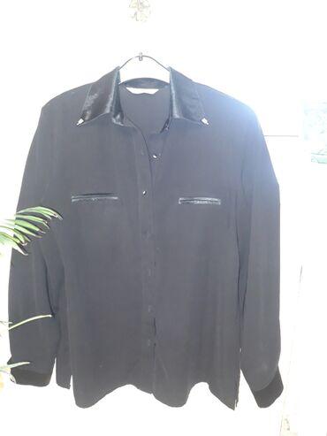 Женская рубашка. Ткань: шёлк матовый. Производство: Польша. Размер