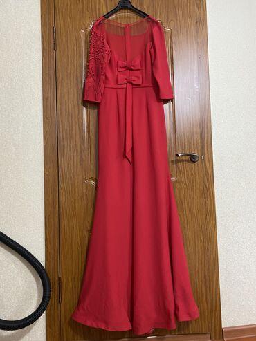 Платья - Красный - Бишкек: Платье Вечернее