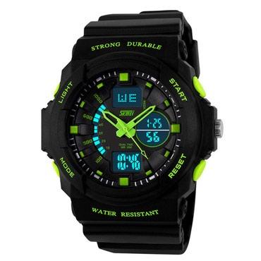 gold часы в Кыргызстан: Часовой механизм:ЦифровойМатериал корпуса:ПластикДлина Ленты:24cmТип