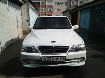 Ssangyong Musso 2010 в Бишкек