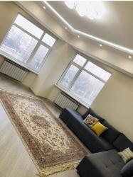 туристические агентства кыргызстана в Кыргызстан: Сдается квартира: 3 комнаты, 105 кв. м, Бишкек