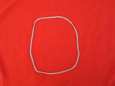 цепь серебряная в Кыргызстан: Цепь серебряная 925 пробы длинна 55 см вес 25 грамм