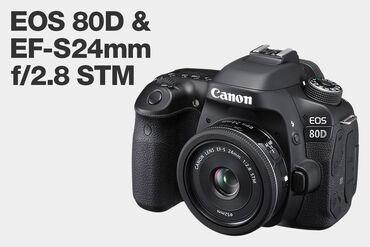 Printer canon lbp2900 - Кыргызстан: Canon 80D + 24mm 2.8 STM   Батарея Зарядное устройство Оригинальный ре