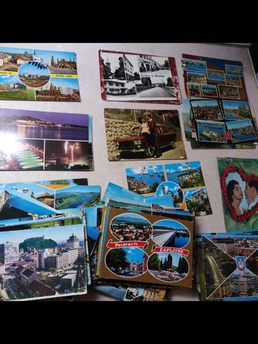 Stare razglednice iz perioda Jugoslavije, iz raznih gradova bivše