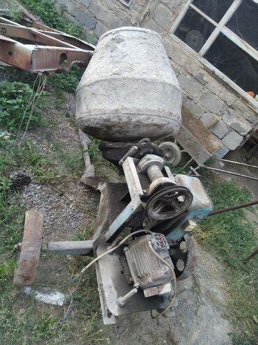 Электроника - Буденовка: Продаю советскую бетономешалку трёх фазную можно перевести на одну