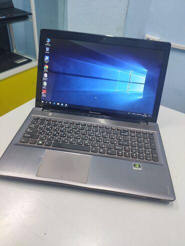 Surface 2 microsoft - Кыргызстан: Продаю игровой ноутбук lenovo ideapad z580процессор intel core i72