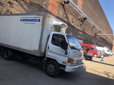 Рефрижератор бу купить - Кыргызстан: Продаю машину hyundai hd 78 5тонн рефрижератор 2006 года один хоз