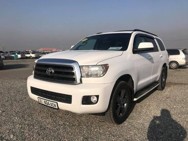 Toyota SEQUOIA 5.7 iForce /SR5 2008 из США. ГБО (Газ-Бензин) 2WD-4WD.  в Лебединовка