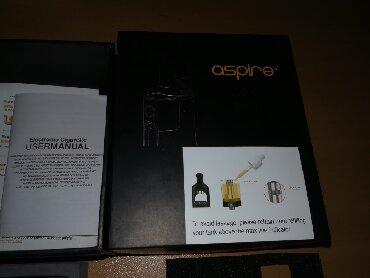 Aspire Zelos 50W KIT ΚΑΙΝΟΎΡΓΙΟ σε Corinth