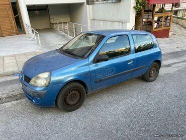 Renault Clio 1.2 l. 2002 | 260000 km
