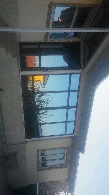 Window, Window sills, Stained glass | Installation
