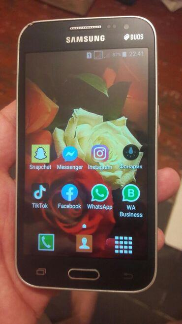 Samsung-j-2 - Кыргызстан: Telefon hal hazirda iwlek veziyyetdedir problemsiz telefondur.temirde