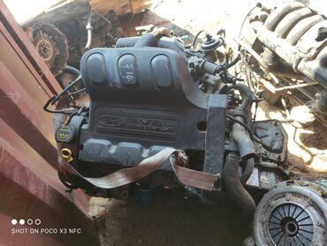 фордов в Кыргызстан: На Ford maverick 3.0 двигатель привозной