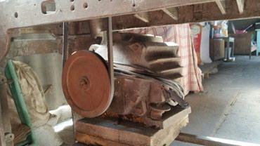 Продаю циркулярку с фуганком. Алюминиевая станина, регулируемый стол. в Бишкек