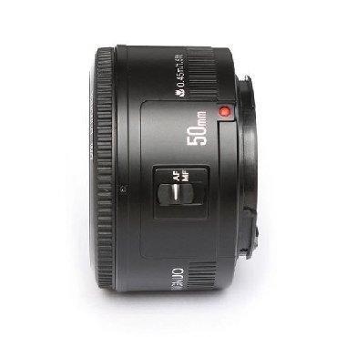 canon 50mm в Азербайджан: Yongnuo YN 50mm F/1.8 (Canon)Məhsul kodu: Kredit kart sahibləri 18 aya