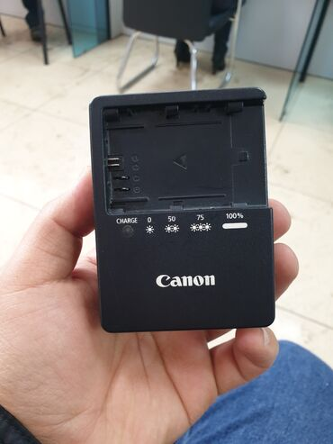 canon 1200 d в Кыргызстан: Зарядка для Canon lp e6