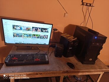 реставрация штампованных дисков в Кыргызстан: ЦЕНА ОКОНЧАТЕЛЬНАЯ!!! Монитор LOC IPS 27 дюймов процессор i3 lga